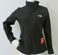 THE NORTH FACE Women's  Apex Bionic Softshell Jacket TNF BLACK sz M L XL
