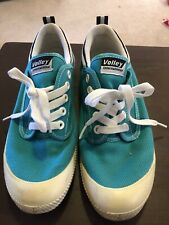 VOLLEY INTERNATIONAL SHOE US SIZE 9 Canvas Sneaker EUC