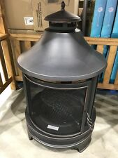Northwest Outdoor Fire Pit BBQ Cooking Grill Log Burner Patio - Collection Only