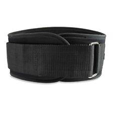 Gym Weight Lifting Waist Support Belt Heavy Lumbar Work Lower Back Brace Strap