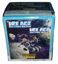 Ice Age Collision Course Box 50 Packs Stickers Panini