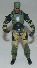 "Halo 4.5"" SGT. Harvey Action Figure Used"
