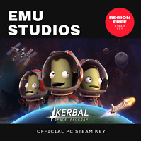 Kerbal Space Program (PC) Steam Key Region Free