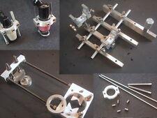Plasma Torch Jig Set - Includes Rip Guide, Circle Cutter, Standoff
