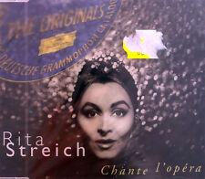 Rita Streich CD Chante L'Opéra - Montres Jaguar - France (M/M - Scellé)