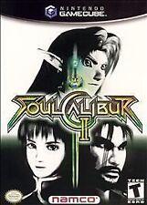 Soul Calibur II (Nintendo GameCube, 2003)