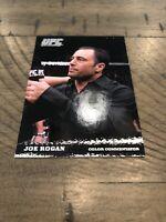 Joe Rogan Topps UFC 2009 Round 1 RC Rookie card #94