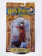 Quidditch Team Harry Potter FIGURE with Golden Snitch &Nimbus 2000 FINGER BROOM