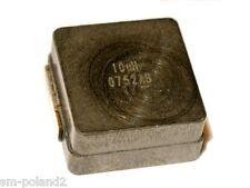 10uH 15.5A SMD Inductor VISHAY IHLP-5050FD IHLP5050FDER100M01 13x13x7 [QTY=2pcs]