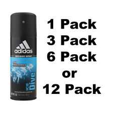 Adidas ICE DIVE Deodorant 24H Fresh Power Men Body Spray 150 ML Selected Pack