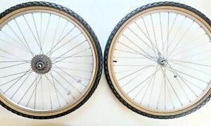 Shimano LX Araya Rims Wheel Set