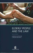 Elderly People and the Law by Gordon Ashton, OBE (Paperback, 2014)