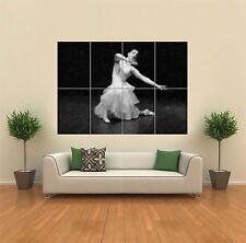 Bailarina De Ballet Nuevo Poster Gigante De Pared Art Print imagen g1151