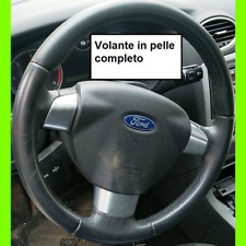 VOLANTE IN PELLE ORIGINALE FORD FOCUS 2006