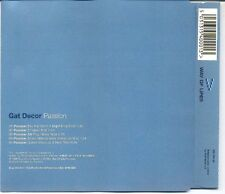Approvisionnant DECOR passion (3 versions, 1992) [Maxi-CD]