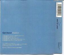 Gat Decor Passion (3 versions, 1992) [Maxi-CD]