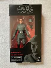 "Star Wars Black Series 6"" ADMIRAL PIETT Exclusive - MISB"