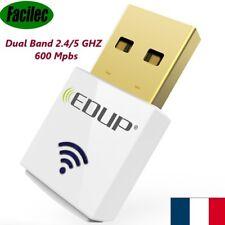 MINI CLE WIFI ADAPTATEUR 802.11n/b/g/a/ac 600Mpbs Dual band 2.4-5 Ghz