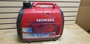 Honda Super Quiet EU2200i 2200 Watt Gasoline Portable Inverter Generator