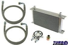 NUOVO  SPORT OIL COOLER KIT CN-OC-017 19-ROWS 260x150x50 - AN10