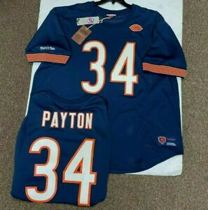 Chicago Bears Walter Payton Throwback Mitchell & Ness Replica Jersey XL TALL
