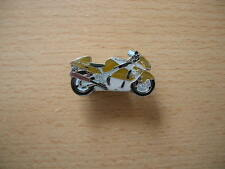 Pin Anstecker Suzuki GSX-R 1300 Hayabusa braun Art 0738 Spilla Badge