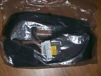 RENAULT TRAFIC II PLASTIC SEAT TRIM PANELS DARK GREY BRAND NEW 7701207044