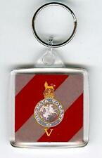 ROYAL NORTHUMBERLAND FUSILIERS LARGE KEY RING