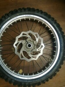"""KTM 250/350 sx-f 2017 front and rear wheels 19"""" & 21"""""""