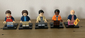 Stranger Things Custom Minifigures Netflix