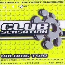 MUSIK-DOPPEL-CD NEU/OVP - Club Sensation - Volume Two
