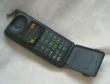 WORKING Ultra RARE Vintage MOBILE PHONE by MOTOROLA MicroTac Micro T-A-C Elite