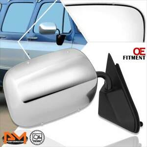 For 88-00 Chevy/GMC C/K Pickup Suburban OE Style Manual Adjust Door Mirror Right