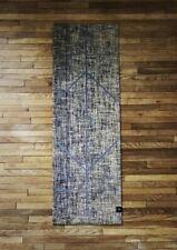 Sustainable Yoga Mat Focused Lyfe Tiger Eye Brown