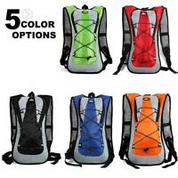 Water Bladder Bag Hydration System Backpack Camelback Pack Hiking Camping Bag AL