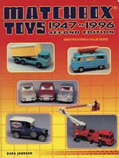 Matchbox Toys and Scale Models 1947-1996 - Makers Dates Models / Book + Values