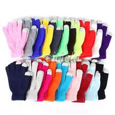 Hot Unisex Winter Touch Screen Gloves For Phone Tablet Full Finger Cotton Mitten