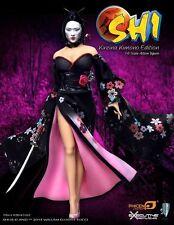 Phicen 1/6 PL2014-71B SHI in Kimono US Version 12'' Female Flexible Figure Body