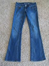 AMERICAN EAGLE WOMENS JEANS SIZE 2 REG ~ WONDERFUL CONDITION!!