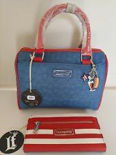 Loungefly Americana Crossbody + Wallet Set