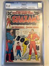 THE ORIGINAL CAPTAIN MARVEL - CGC GRADE 9.0 - FEBRUARY 1973 SHAZAM#1 COMIC#30688