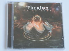 Therion – Sitra Ahra (2010) Like New, Multipage Booklet, Irond Ltd.
