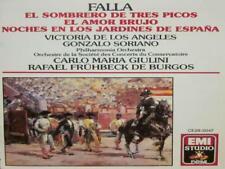 Falla(CD Album)El Sombrero De Tres Picos-EMI-34-VG