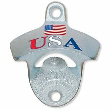 USA - FLAG Starr X Wall Mount Bottle Opener - FREE SHIPPING!