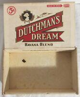 vintage dutchmans dream cigar box