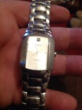Gents Guess Watch With New Battery Fitted