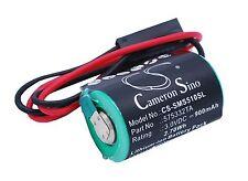 3.0V Battery for Siemens Simatic S5-100U Simatic S5-90U Simatic S5-95U 575332TA