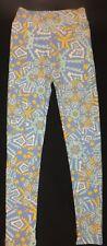 New ladies colorful LULAROE leggings Size TC