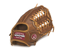 Brand New Nokona Walnut Baseball Mod Trap Glove W-1275M