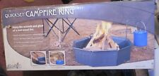 """Char Broil Quick set Campfire Ring 27"""" diameter New"""